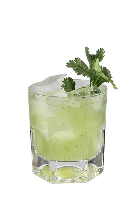 Thai Green Cocktail image