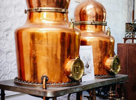 Distillerie Henri-Louis Pernod (Caves Byrrh) image 17
