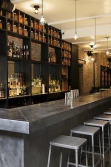 Mace cocktail bar image
