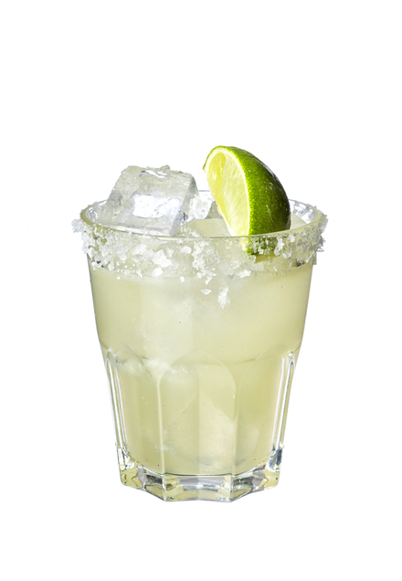 Margarita On-the-rocks image