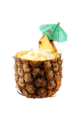 Pina Colada Cocktail (Puerto Rican style) image