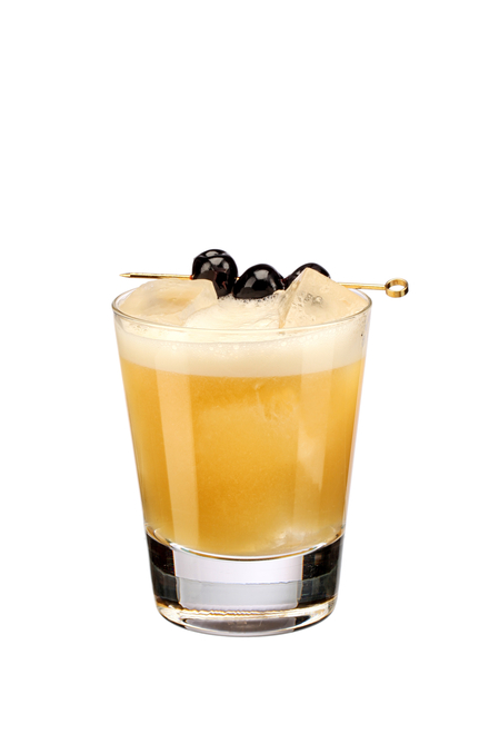 Amaretto Sour (by Jeffrey Morgenthaler) image