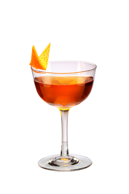 Bamboo Cocktail (Difford's 'Perfect' recipe) image