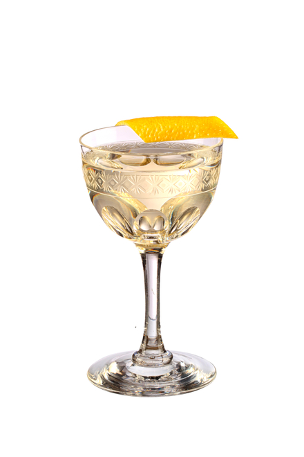 Entente Cordiale Cocktail image