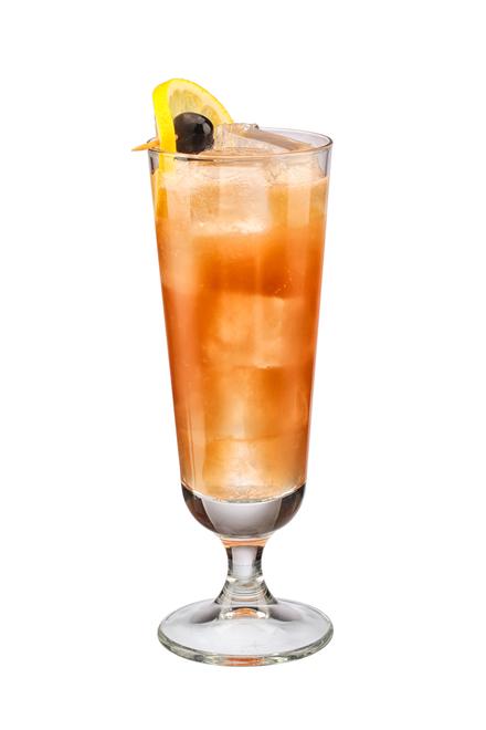 Singapore Sling (using Old Tom gin) image