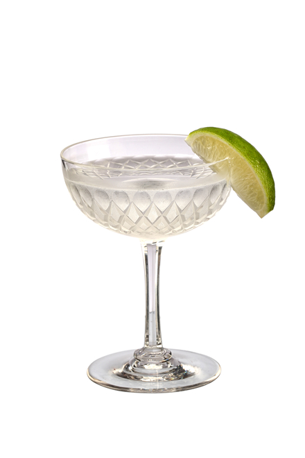Gimlet Cocktail (Charles H. Baker's 1939 recipe) image