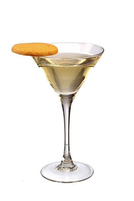 Gingerbread Martini image