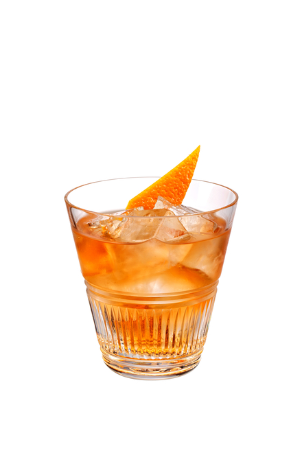 Añejo Old-Fashioned (AKA Tequila Old-Fashioned) image