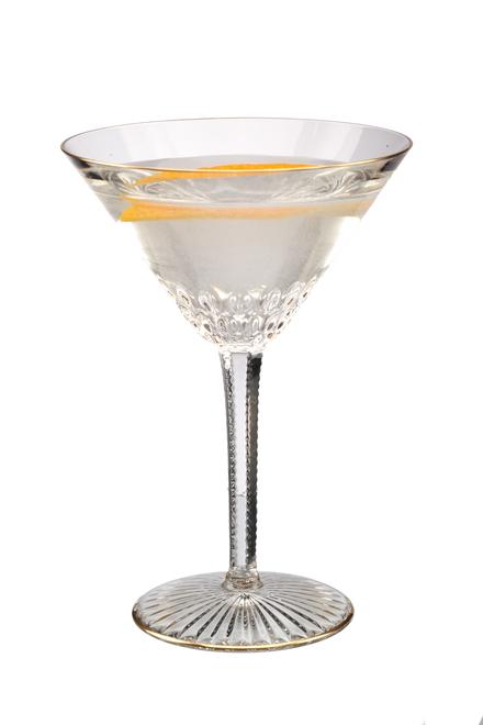 """Dry Martini (15:1 ratio) """"Montgomery's"""" image"""