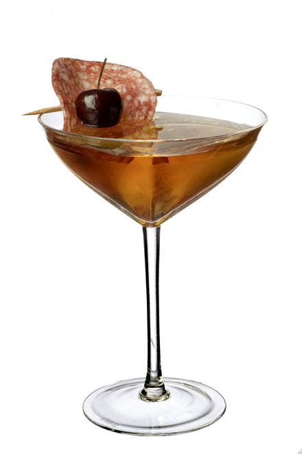 Anejo Manhattan Cocktail Recipe