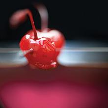 Cherry brandy & cherry (cerise) liqueurs image