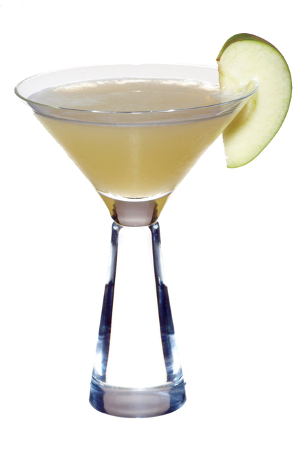 Apple Crumble Cocktail #1 image