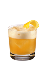 Smoky Whisky Sour