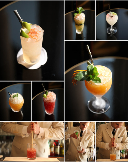Swizzles & How to swizzle a cocktail image 1