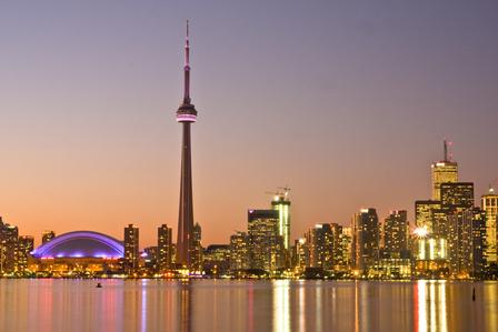 Toronto city & bar guide image 1