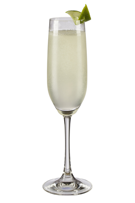 Le Fizz cocktail image