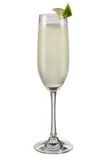 Le Fizz cocktail image
