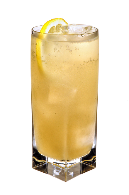 Apple & Elderflower Collins image