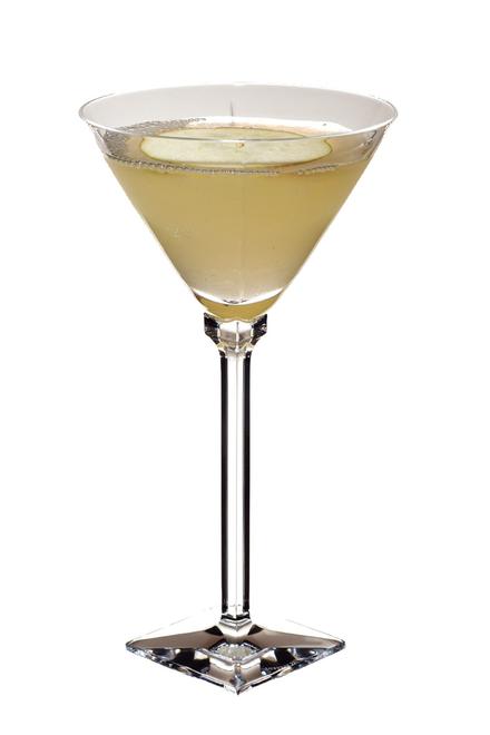 Apple & Elderflower Cocktail image
