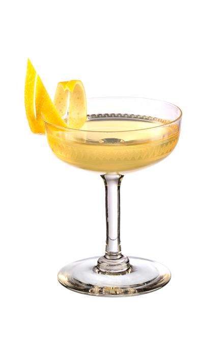 Bending Blades cocktail image