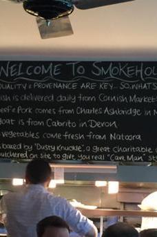 The Smokehouse image