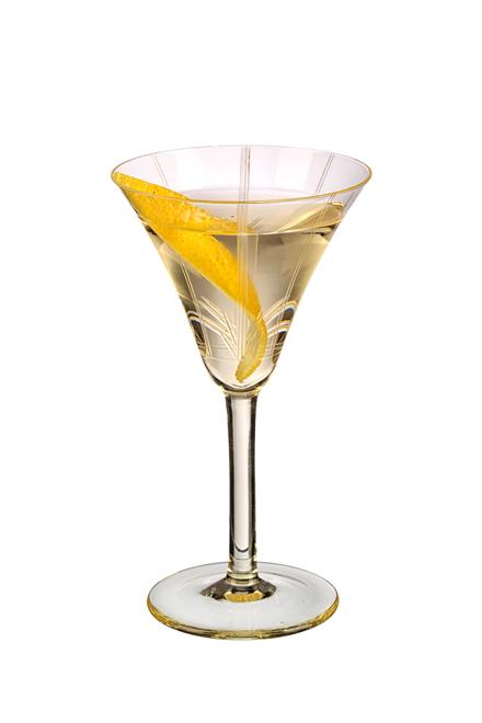 Reverse Vesper Martini image