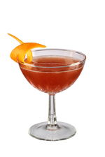 To Be Oranged cocktail