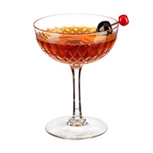 Brooklyn Cocktail image