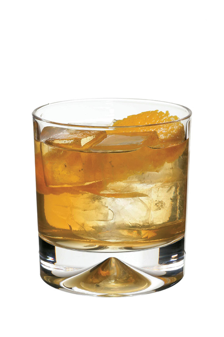 Old Fashioned Whiskey Cocktail image