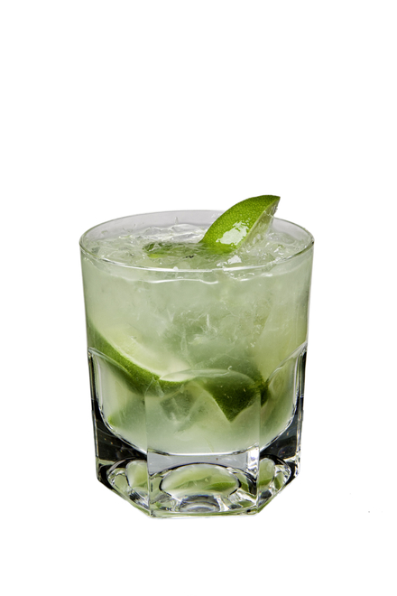 Caipirinha Contemporary Serve Cocktail Recipe
