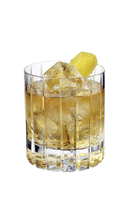 Rusty Nail cocktail image