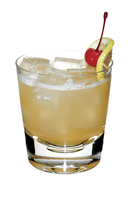 Whiskey Sour (Difford's recipe) image