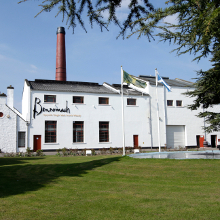 Produced by The Benromach Distillery Co. Ltd