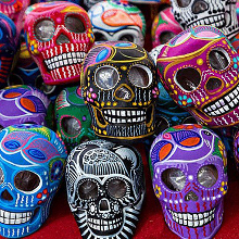 Today is the Day Of The Dead image