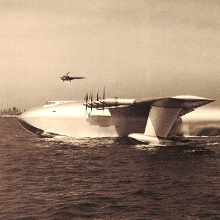 Anniversary of the Spruce Goose's maiden flight image