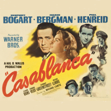 Casablanca was released this day image