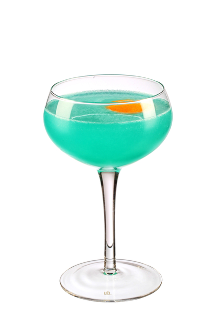 Gun Metal Blue cocktail image