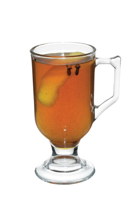 Hot Toddy (Hot Scotch & Tea) image