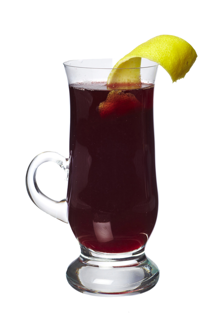 Hot Wine Lemonade image