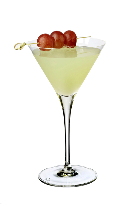 Grape Cocktail image