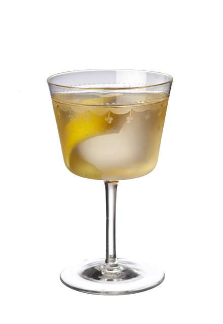 Improved Holland Gin Cocktail image