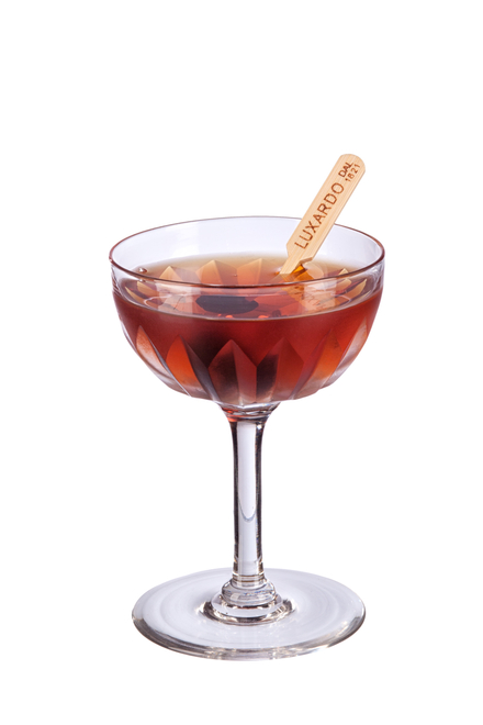 Sweet Manhattan (batched recipe) image