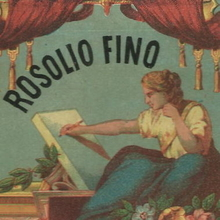 Rosolio, the Italian liqueur image