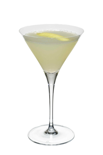 Honey Apple Cocktail image