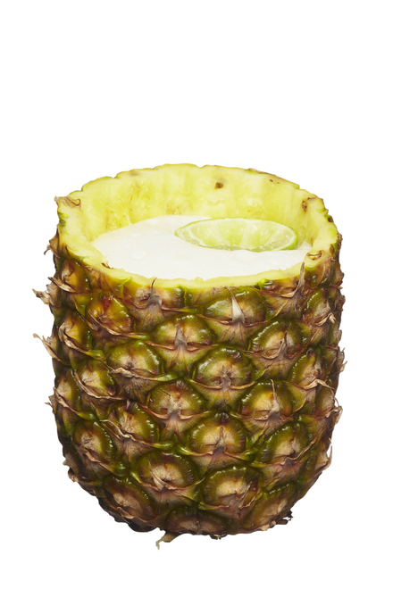 Greek Piña Colada image
