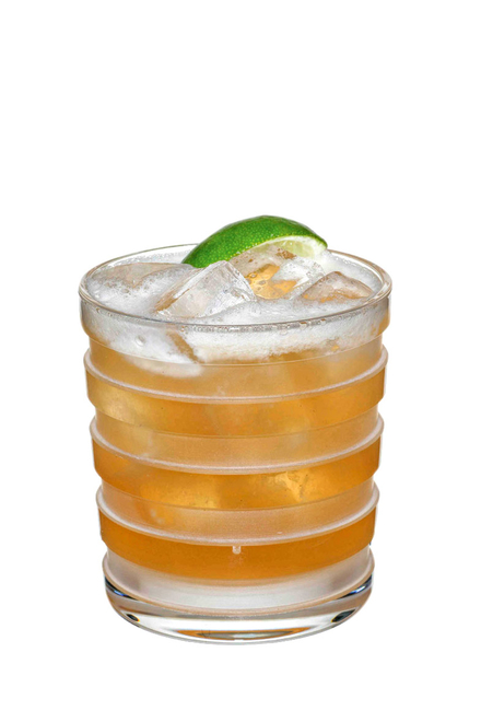 Honey Vodka Sour image