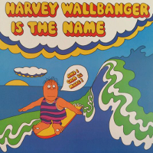 Harvey Wallbanager Cocktail