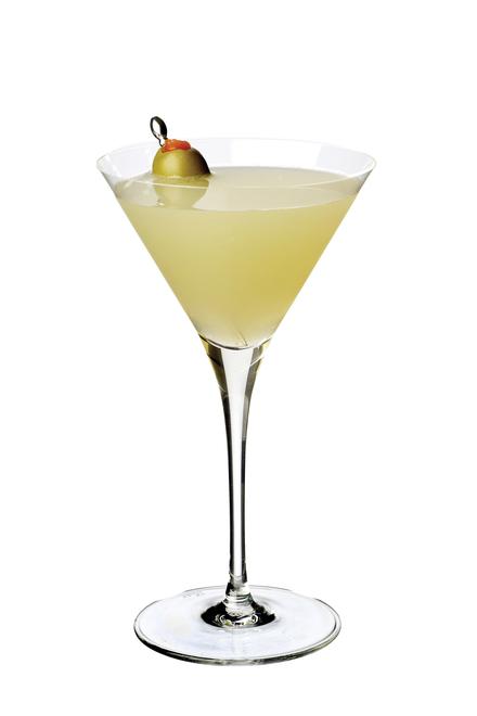 Mexican Martini (Añejo Margarita) image