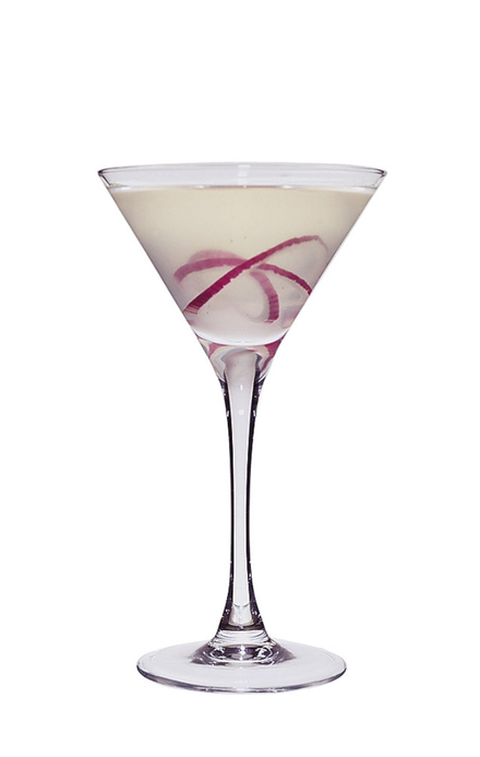 Onion Ring Martini image