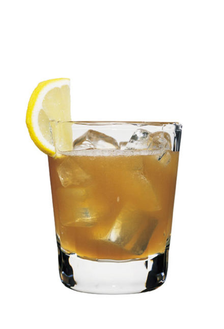 Honey Rum Grog image
